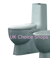Althea Cento Close-Coupled Toilet -