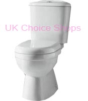 Althea Sky Close-Coupled toilet -