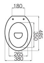 Althea Sky Floorstanding Toilet -