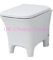 Art Ceram Cow Floor Standing Toilet L6800