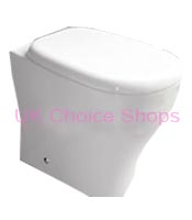 Art Ceram TEN Floor Mounted Toilet TE20