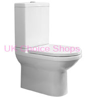 Axa Ceramica Due Close Coupled Toilet