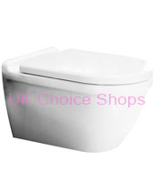 Axa Ceramica Due Wall Mounted Toilet