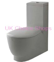Axa Normal Close-Coupled Toilet - 26013