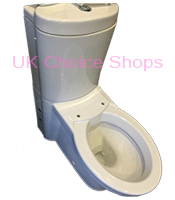 B&Q Cooke & Lewis Rejuvenate Close Coupled Toilet
