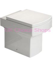 Bath Empire Belfort Back-To-Wall Toilet