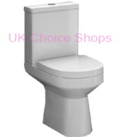 Bath Empire Ceaser II Close Coupled Toilet