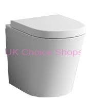 Bath Empire Lyon Back-To-Wall Toilet