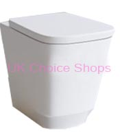 Bath Empire Portel Back-To-Wall Toilet