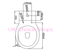 Bathstore MyTime Close Coupled Toilet
