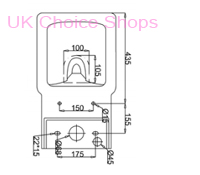 Bathstore Watermark Close Coupled Toilet