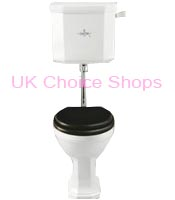 BC Sanitan Empire Low Level Toilet - EMCLOHL6