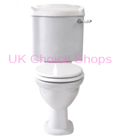 Better Bathrooms Belfast Close Coupled Toilet