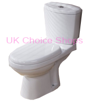 Better Bathrooms Cosmo Close Coupled Toilet