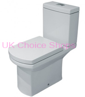Better Bathrooms Fairhaven Close Coupled Toilet