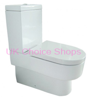Better Bathrooms Imperia Close Coupled Toilet