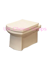 Better Bathrooms Isobelle Wall Mounted Toilet