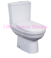 Better Bathrooms Micro Close Coupled Toilet