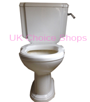 CP Hart Chelsea Close Coupled Toilet