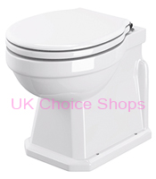 C.P Hart London Floor Standing Toilet