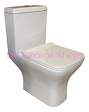 Cassellie Fair Close Coupled Toilet