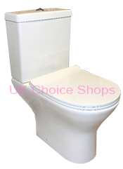 Cassellie Spek Close Coupled Toilet
