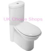 Catalano Acqua Close-Coupled Toilet - MPAA