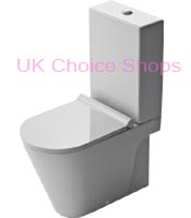Catalano C62 Close-Coupled Toilet - MPSC