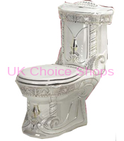 Ceramica Ala Majesty Toilet Series