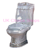 Ceramica Ala Queen Toilet Series