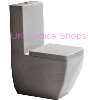 Ceramica Ala Chance Close Coupled Toilet