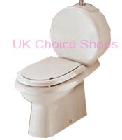 Cesame Aretusa Close-Coupled Toilet - 072227
