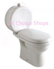 Cesame Aretusina Close-Coupled Toilet - 027227