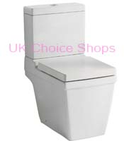 Eastbrook Quba Close Coupled Toilet 56.0033
