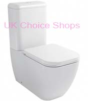 Aura Nelio Close Coupled Toilet