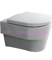 Dolomite Asolo Wall-Mounted Toilet - J3941 - J4046