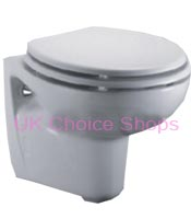 Dolomite Tenax Wall-Mounted Toilet