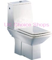 Dolomite Ebla Close-Coupled Toilet - J0493