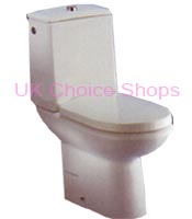 Dolomite Petra Close-Coupled Toilet -