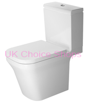 Duravit P3 Comforts Close Coupled Toilet - 216309