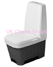 Duravit Esplanade Close-Coupled Toilet - 214709