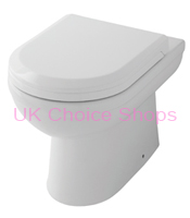 Eastbrook Dura Back-To-Wall Toilet - 26.0008