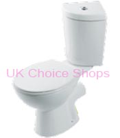 Eastbrook Courchevel Close Coupled Corner Toilet 75.0011