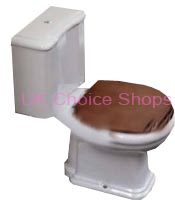 Esedra Mayfair Close-Coupled Toilet