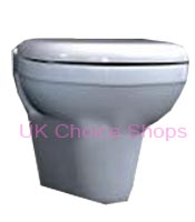 Esedra Mix Wall Mounted Toilet