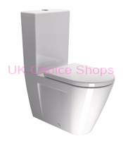 GSI Kube 68 Close Coupled Toilet - GS8617