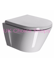 GSI Norm 50 Wall Mounted Toilet - GS8618