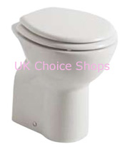 Globo Bonsai Freestanding Toilet -