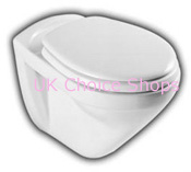 Hatria Cannes Wall-Mounted Toilet - YORH