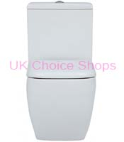 Frontline Metro Close Coupled Toilet RKMETPAN-DL